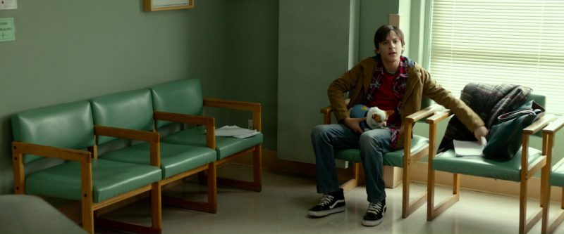 Vans Shoes Worn by River Alexander in Please Stand By (2017) Movie Product Placement