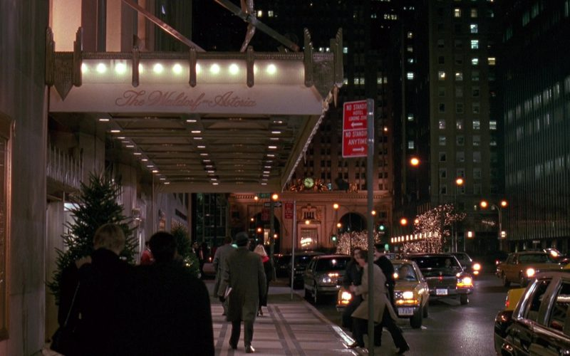 Waldorf Astoria New York Hotel in Scent of a Woman (1)