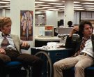 Washington Redskins Stickers in All the President's Men (3)