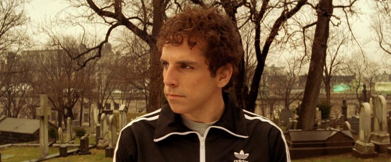 Adidas Black Tracksuits Worn by Ben Stiller, Grant Rosenmeyer and Jonah Meyerson in The Royal Tenenbaums (2001) - Movie Product Placement
