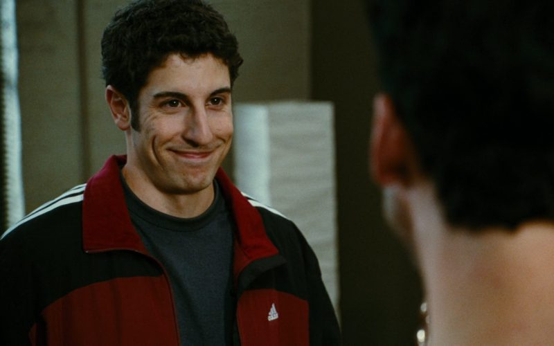 Adidas Jacket Worn by Jason Biggs in My Best Friend's Girl (2008) - Movie Product Placement
