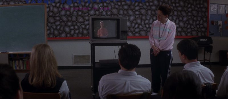 Adidas Women's Pants in Donnie Darko (2001) - Movie Product Placement