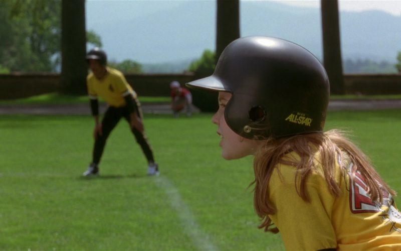 All-Star Sports Baseball Helmet Worn by Stephi Lineburg in Richie Rich