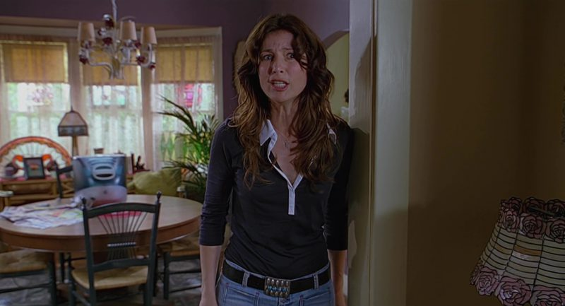 apple imac computer green used by catherine keener in