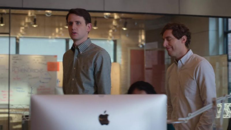Apple iMac in Silicon Valley: Grow Fast or Die Slow (2018) - TV Show Product Placement