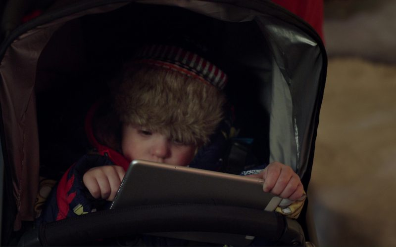 Apple iPad Tablet in Daddy's Home 2