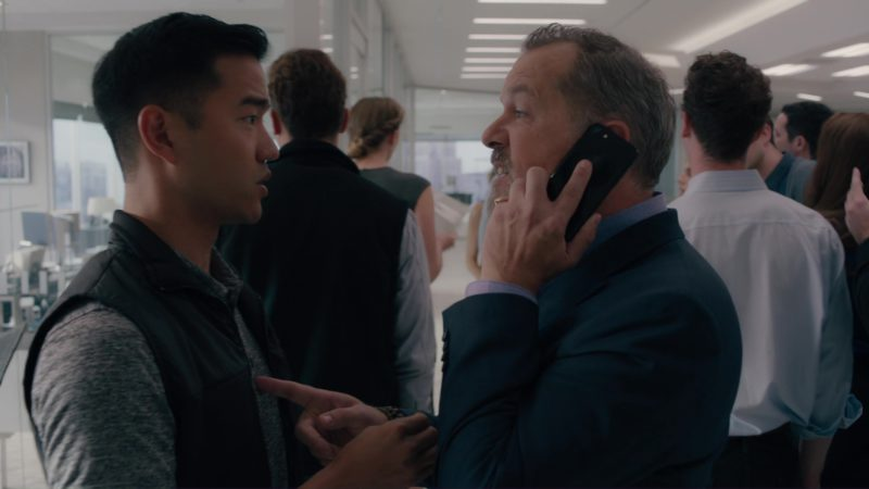 Apple iPhone 7 Used by David Costabile (Mike Wagner) in Billions: Tie Goes to the Runner (2018) - TV Show Product Placement