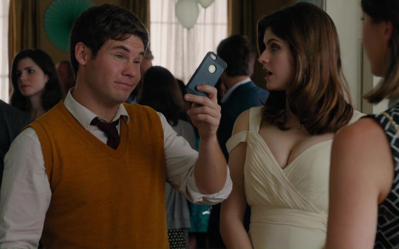 Apple iPhone Used by Adam DeVine in When We First Met (1)