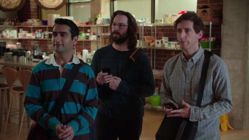 Apple iPhone Used by Martin Starr (Bertram Gilfoyle) in Silicon Valley: Grow Fast or Die Slow (2018) - TV Show Product Placement