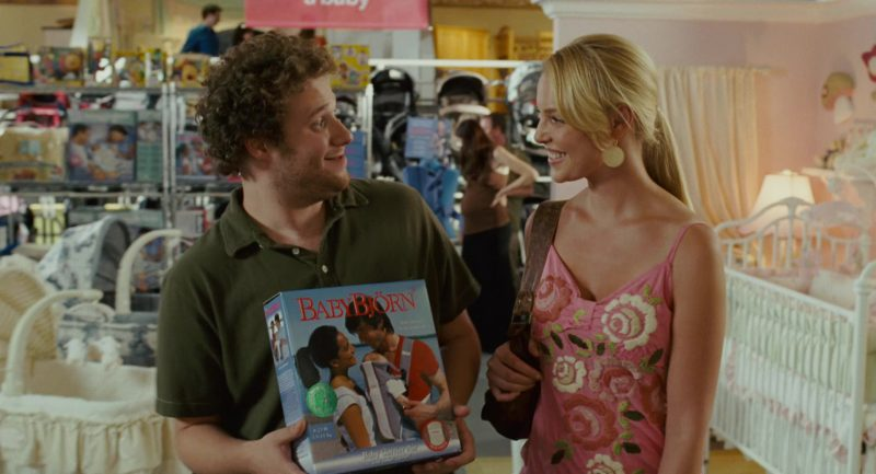 Babybjörn In Knocked Up (2007) Movie Product Placement