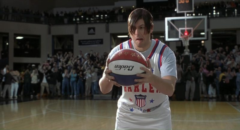 Baden Sports Basketball Used by Adam Sandler in Little Nicky (2000) - Movie Product Placement
