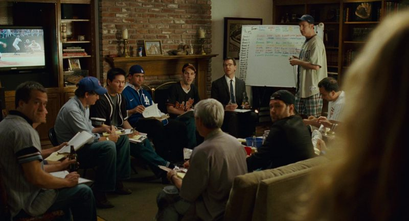 Baltimore Orioles T-Shirt and Cap Worn by Paul Rudd, Sierra Nevada Pale Ale, Corona Light Beer and Nike Jacket and Nike Cap in Knocked Up (2007) - Movie Product Placement