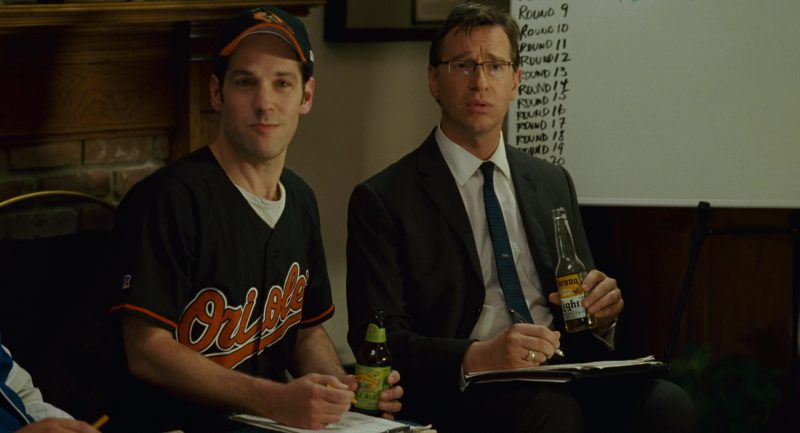 Baltimore Orioles T Shirt And Cap Worn By Paul Rudd