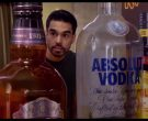 Beefeater Gin, Chivas Regal Whisky, Absolut Vodka in The Week Of