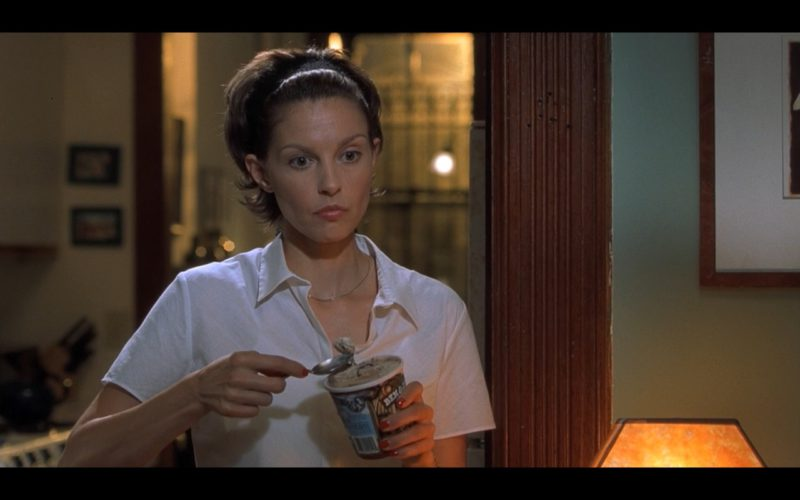 Ben & Jerry's Ice Cream And Ashley Judd in Someone Like You… (2001) - Movie Product Placement