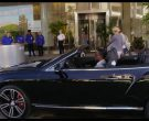 Bentley Continental GT Convertible Car Used by Chris Rock in The Week Of (1)