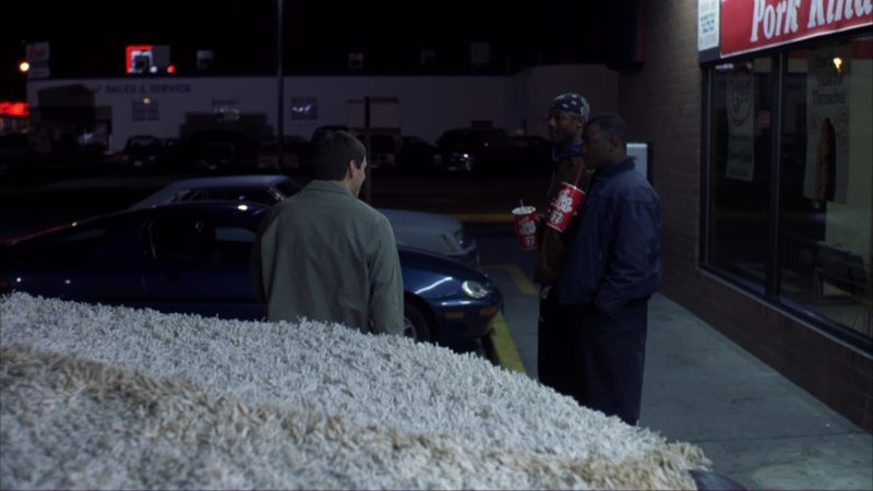 Big Gulp by 7-Eleven in Dumb and Dumber (1994) Movie Product Placement