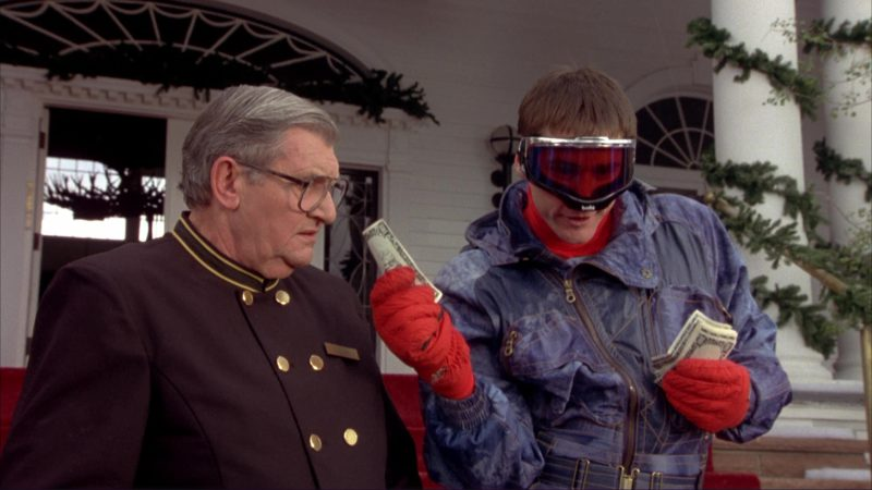 Bolle Ski Goggles Worn by Jim Carrey in Dumb and Dumber (1994) - Movie Product Placement