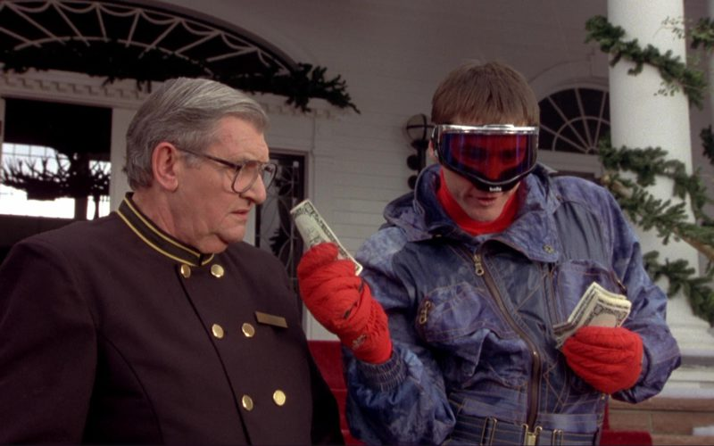 Bolle Ski Goggles Worn by Jim Carrey in Dumb and Dumber (1)