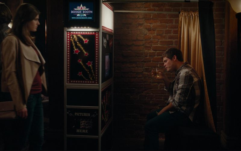 Boogie Booth Used by Adam DeVine and Alexandra Daddario in When We First Met (1)