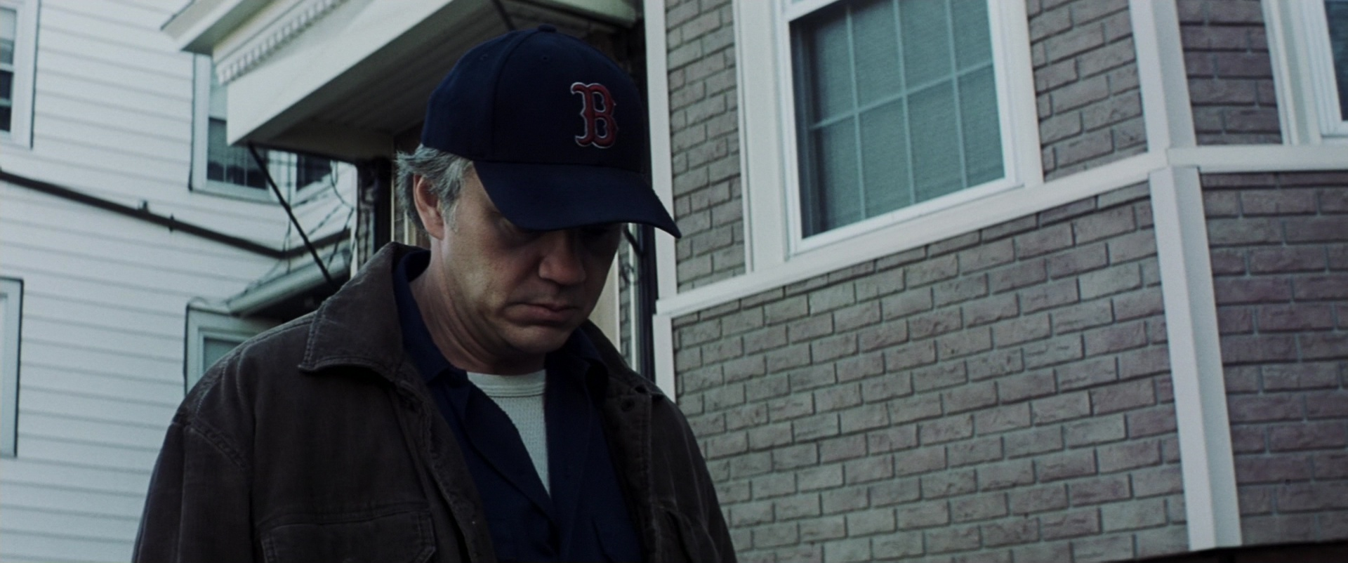 Boston Red Sox Baseball Team Blue Cap Worn By Tim Robbins