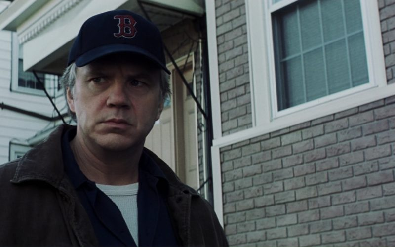 Boston Red Sox Baseball Team Blue Cap Worn by Tim Robbins in Mystic River (5)