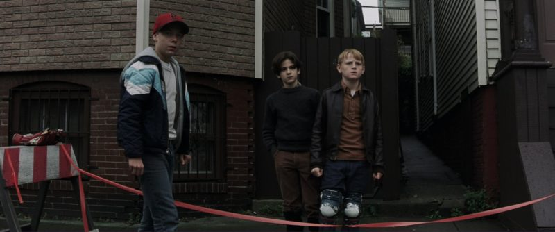 Boston Red Sox Cap Worn by Cameron Bowen in Mystic River (2003) - Movie Product Placement