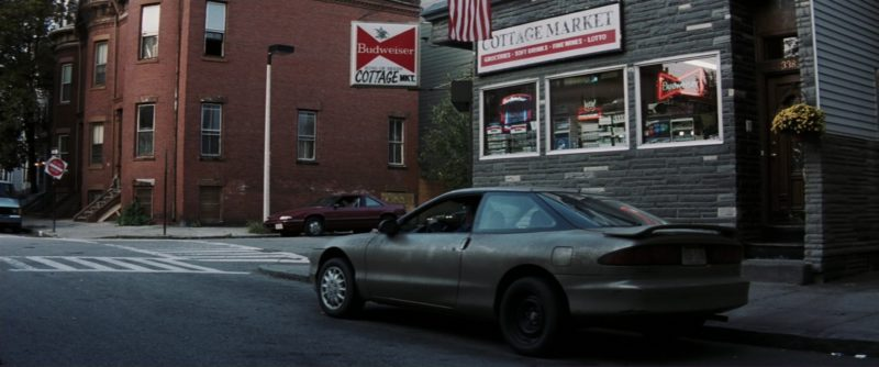 Budweiser Signs in Mystic River (2003) - Movie Product Placement
