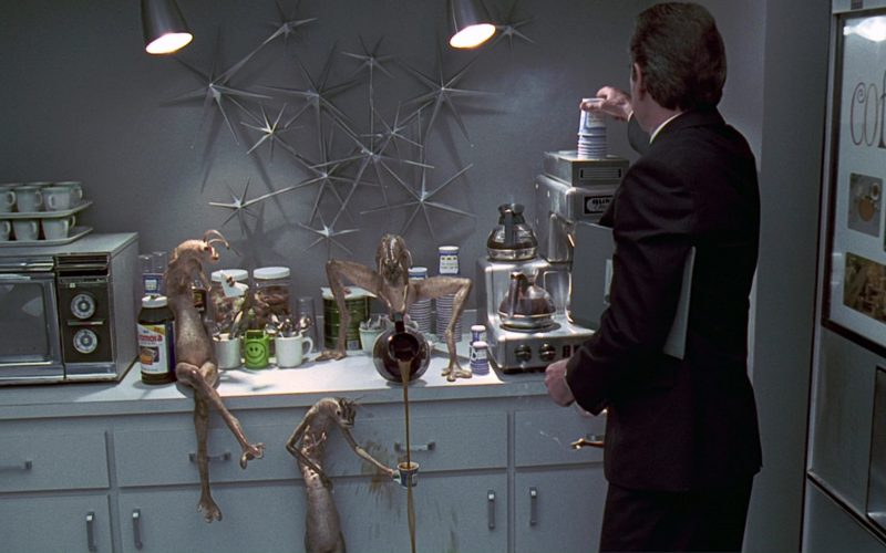 Bunn Coffee Maker Used by Aliens and Tommy Lee Jones in Men in Black (1)