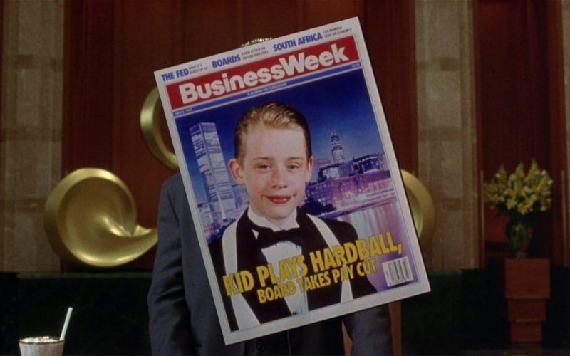 Businessweek Magazine in Richie Rich