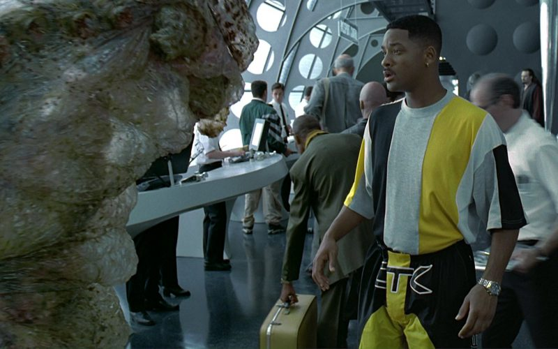 CTK Racing Pants Worn by Will Smith in Men in Black (2)