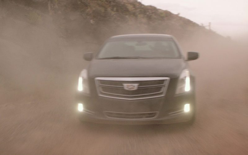 Cadillac XTS in Just Getting Started (2)