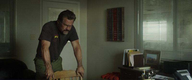Canon Printer/Copier (Black) Used by Josh Brolin in Only the Brave (2017) Movie Product Placement