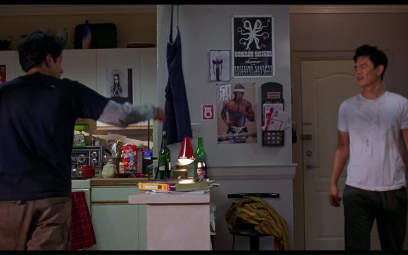 Cap'n Crunch Cereals in Harold & Kumar Go to White Castle (1)
