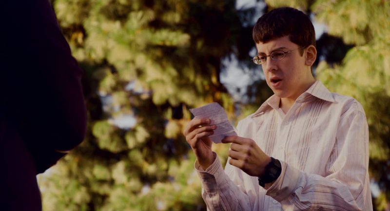 Casio G-Shock DW-5600 Watch Worn by Christopher Mintz-Plasse (Fogell) in Superbad (2007) - Movie Product Placement