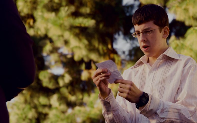 Casio G-Shock DW-5600 Watch Worn by Christopher Mintz-Plasse (Fogell) in Superbad