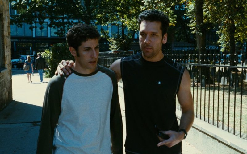 Champion T-Shirt Worn by Dane Cook in My Best Friend's Girl (1)