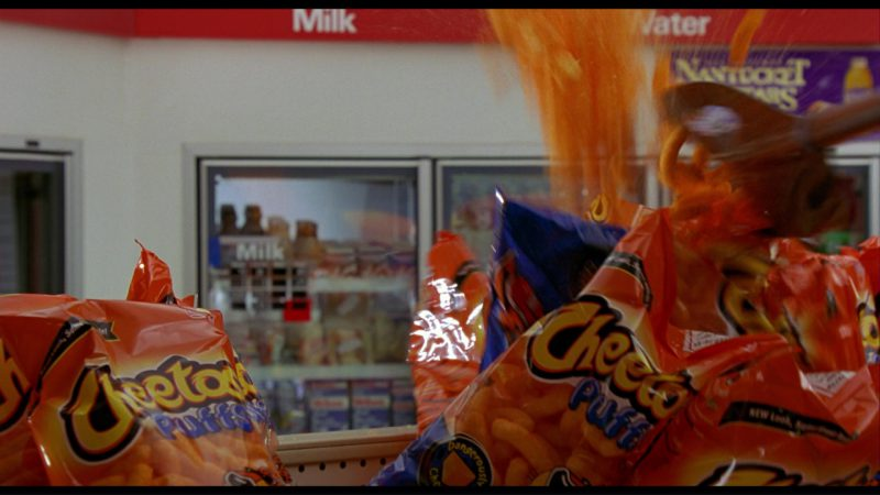 Cheetos in Harold & Kumar Go to White Castle (2004) - Movie Product Placement