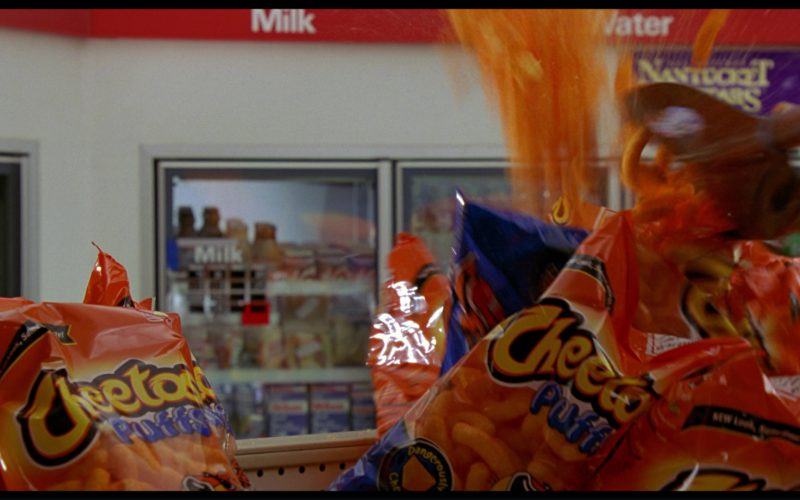 Cheetos in Harold & Kumar Go to White Castle