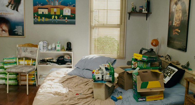 Chicco Toys in Knocked Up (2007) - Movie Product Placement