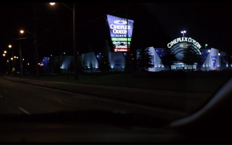 Cineplex Odeon in Harold & Kumar Go to White Castle