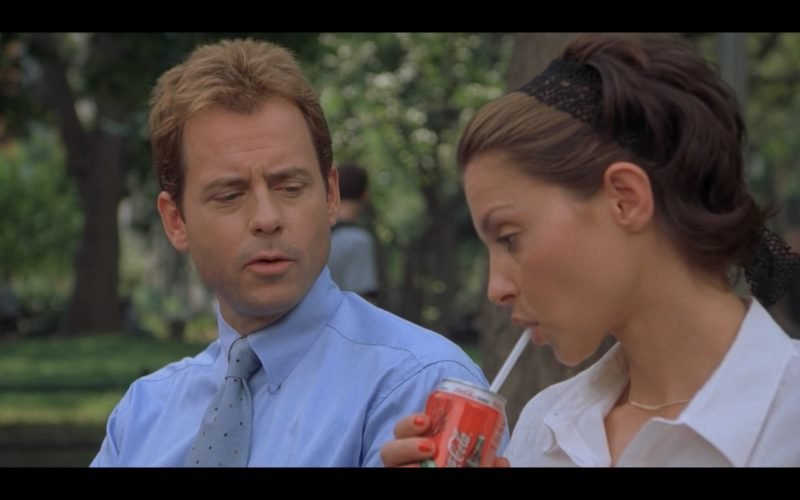 Coca-Cola And Ashley Judd in Someone Like You… (2)