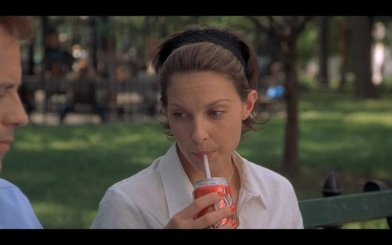 Coca-Cola And Ashley Judd in Someone Like You… (2001) Movie