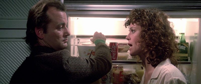 Coca-Cola And Perrier in Ghostbusters (1984) - Movie Product Placement