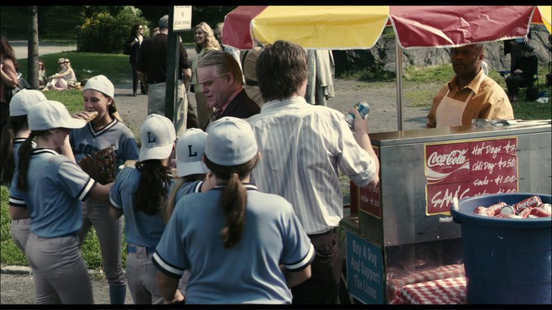 Coca-Cola in Before the Devil Knows You're Dead (2007) Movie Product Placement