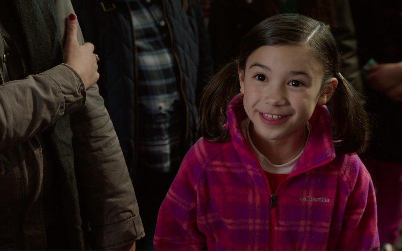 Columbia Girls Fleece Jacket Worn by Scarlett Estevez in Daddy's Home 2 (4)