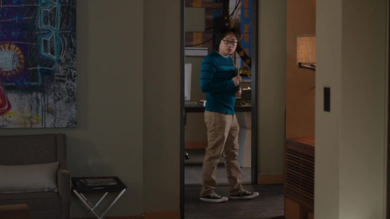 Converse Shoes Worn by Jimmy O. Yang (Jian-Yang) in Silicon Valley: Grow Fast or Die Slow (2018) TV Show Product Placement