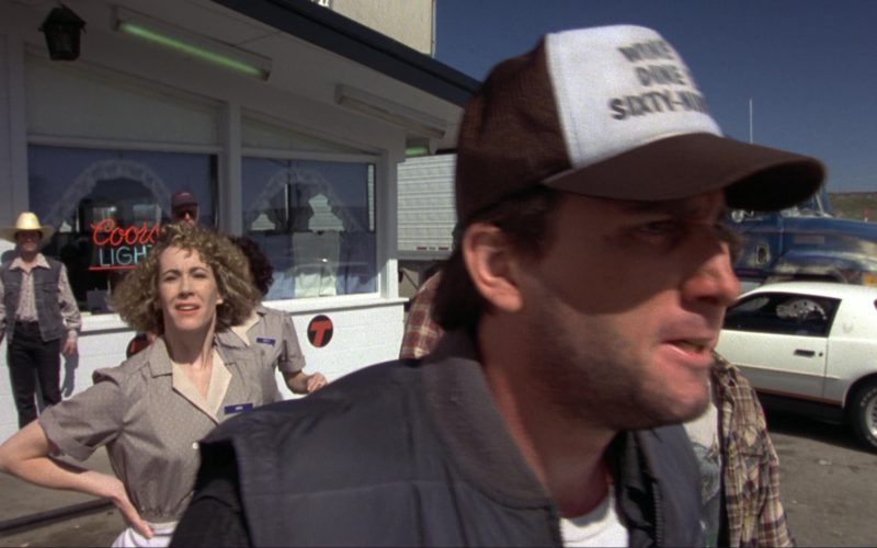 Coors Light Sign in Dumb and Dumber