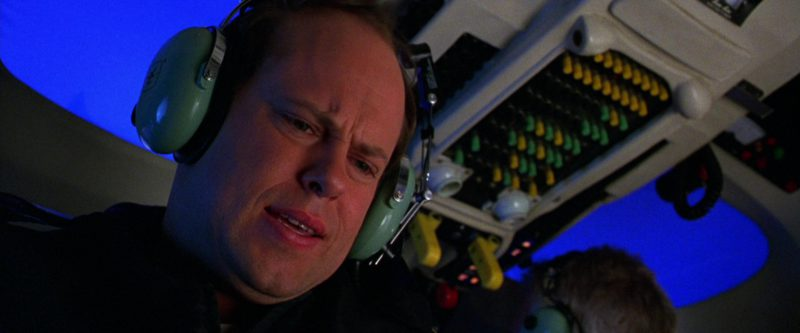David Clark Headsets in The Cable Guy (1996) Movie Product Placement