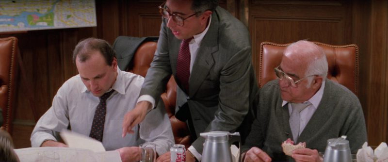 Diet Coke in Ghostbusters 2 (1989) Movie Product Placement